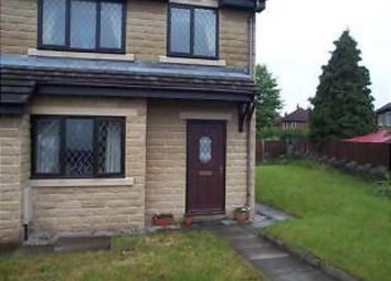 Thumbnail 1 bedroom flat to rent in Churchside, Farnworth, Bolton