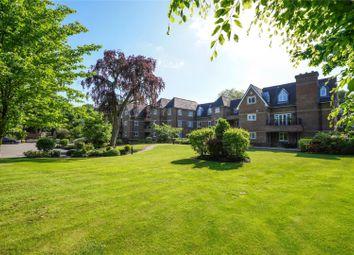 Thumbnail 3 bed flat for sale in Churchfields Avenue, Weybridge, Surrey