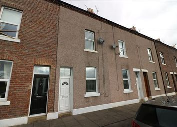Thumbnail 3 bed terraced house to rent in Harold Street, Carlisle, Cumbria