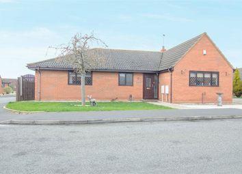 Thumbnail 4 bedroom detached bungalow for sale in Darwin Close, Sutton Bridge, Spalding, Lincolnshire