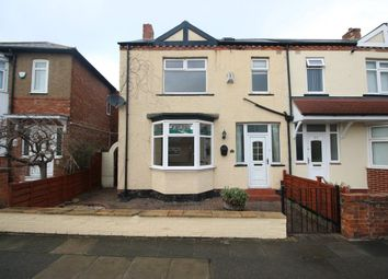 Thumbnail 3 bedroom property to rent in Willow Road, Darlington