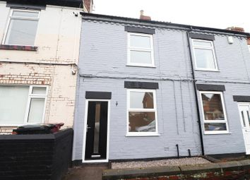 Thumbnail 3 bed terraced house for sale in Selwyn Street, Bolsover, Chesterfield