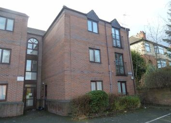 Thumbnail 1 bedroom flat for sale in Queens Court, Queens Road, Nuneaton