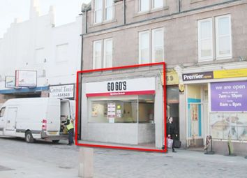 Thumbnail Commercial property for sale in 67, Marischal Street, Peterhead AB421Pr