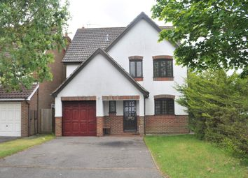 Thumbnail 4 bed detached house for sale in The Whinneys, Kesgrave
