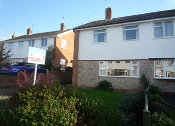 Thumbnail 3 bed semi-detached house to rent in Croydon Drive, Penkridge