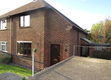 Thumbnail 2 bedroom semi-detached house for sale in Eden Avenue, Chatham