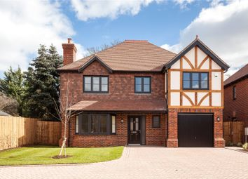Thumbnail 4 bedroom detached house for sale in Orchard Avenue, Gravesend, Kent
