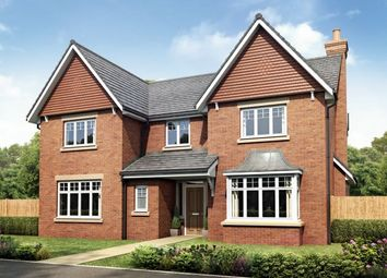 Thumbnail 4 bed detached house for sale in Backford, Chester, Cheshire