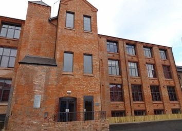 Thumbnail Studio to rent in Studio Apartments, The Zip Buidling, Leicester