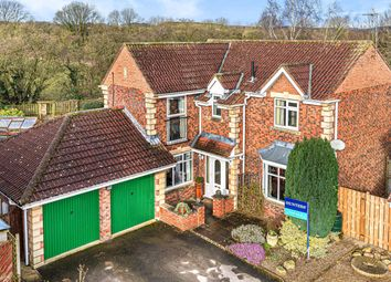 Thumbnail 4 bed detached house for sale in Hell Wath Grove, Ripon