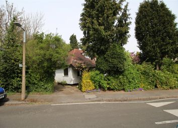 Thumbnail 2 bed bungalow for sale in Bramcote Road, Beeston, Nottingham