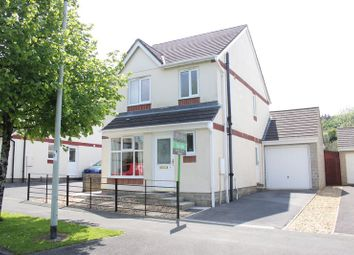Thumbnail 3 bed detached house for sale in Aberdeen Avenue, Manadon Park, Plymouth