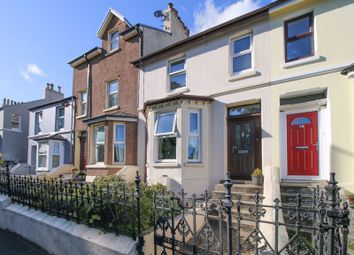 Thumbnail 3 bed terraced house for sale in Governors Road, Onchan, Isle Of Man