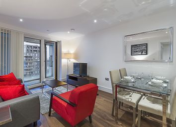 Thumbnail 2 bedroom flat to rent in Duckman Tower, 3 Lincoln Plaza, Canary Wharf, London