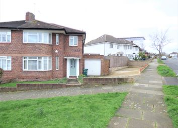Thumbnail 3 bed semi-detached house for sale in St James Avenue, Whetstone