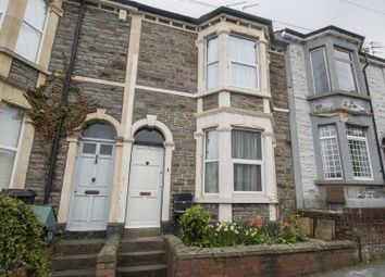 Thumbnail 2 bed terraced house for sale in Richmond Road, St. George, Bristol