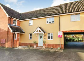 Thumbnail 3 bedroom link-detached house for sale in Lomond Road, Attleborough