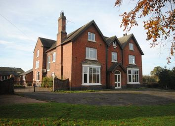 Thumbnail 5 bed farmhouse to rent in Woore Road, Buerton, Crewe