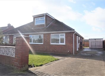 Thumbnail 4 bed semi-detached bungalow for sale in Fallowfield Road, Scartho