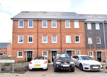 3 bed terraced house for sale in Yew Tree Road, Dunton Green, Sevenoaks TN14