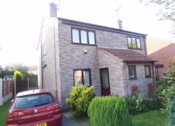 Thumbnail 2 bed semi-detached house to rent in Cranswick Close, Mansfield Woodhouse, Mansfield, Nottinghamshire