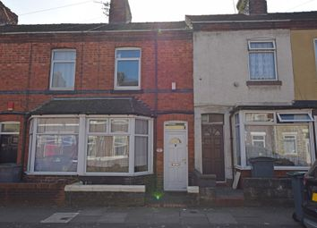 Thumbnail 2 bedroom terraced house for sale in Newlands Street, Stoke-On-Trent