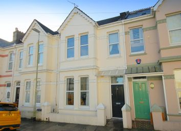 Thumbnail 3 bed terraced house for sale in Rectory Road, Plymouth
