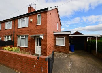 Thumbnail 3 bedroom semi-detached house for sale in Derby Road, Chesterfield