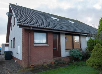 Thumbnail 2 bedroom semi-detached house for sale in 54 Easter Drive, Portlethen, Aberdeen