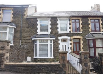 Thumbnail 3 bed terraced house for sale in Bedwellty Road, Aberbargoed, Bargoed, Caerphilly