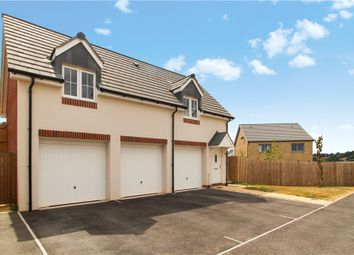 Thumbnail 2 bed flat for sale in Cloakham Drive, Axminster, Devon