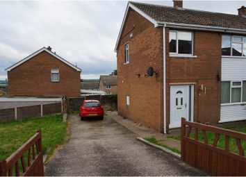 Thumbnail 3 bed semi-detached house for sale in Fearn House Crescent, Barnsley