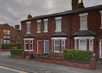 Thumbnail 3 bed terraced house to rent in Knutsford Road, Grappenhall, Warrington