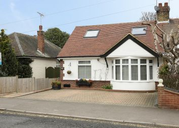 Thumbnail 3 bed semi-detached bungalow for sale in Bromstone Road, Broadstairs