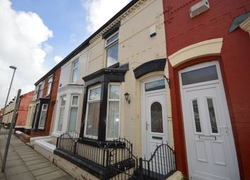 Thumbnail 3 bed terraced house for sale in Hans Road, Liverpool
