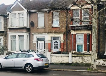 Thumbnail 3 bed terraced house for sale in Church Road, Leyton