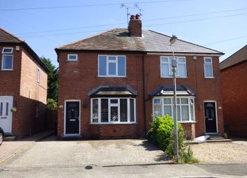 Thumbnail 4 bed semi-detached house to rent in Wortley Avenue, Trowell, Nottingham