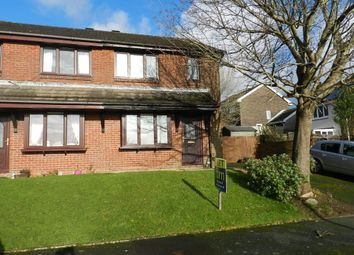 Thumbnail 3 bedroom semi-detached house to rent in Keats Grove, Haverfordwest, Pembrokeshire