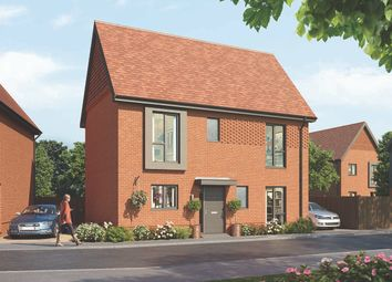 Thumbnail 3 bed link-detached house for sale in Plot 97 - The Chadwell, Crowthorne