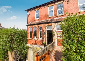 Thumbnail 3 bed terraced house for sale in Lytham Road, Fulwood, Preston, Lancashire