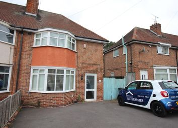Thumbnail 3 bed semi-detached house to rent in Wicklow Drive, Leicester