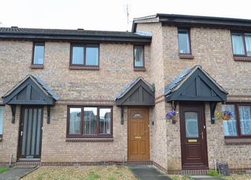 Thumbnail 2 bed terraced house for sale in Ploudal Road, Cullompton