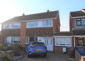 Thumbnail 3 bed semi-detached house for sale in Hanbury Road, Amington, Tamworth
