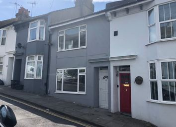Thumbnail 4 bed terraced house to rent in Baxter Street, Brighton