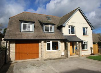 Thumbnail 4 bed detached house for sale in Townsend Road, Corfe Castle, Wareham