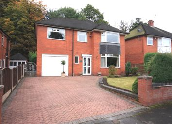 Thumbnail 4 bedroom detached house for sale in Park Avenue, Clough Hall, Kidsgrove, Stoke-On-Trent