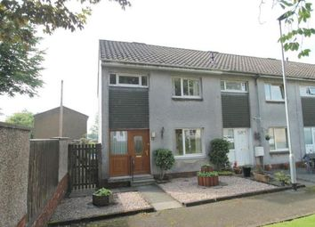 Thumbnail 2 bed end terrace house to rent in Menstrie Road, Tullibody, Alloa