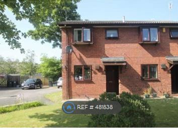 Thumbnail 2 bed semi-detached house to rent in Park Gate Court, Chester