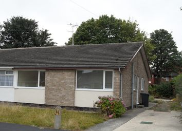 Thumbnail 3 bed semi-detached bungalow to rent in Ashburton Close, Adwick-Le-Street, Doncaster